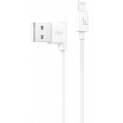 Купить оптом Кабель HOCO UPL11 L-Shape Lightning 1,2m white опт