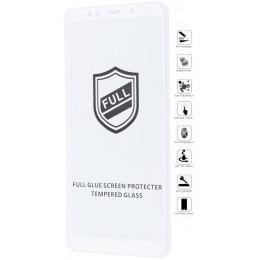 Защитное стекло iPaky Huawei P Smart white