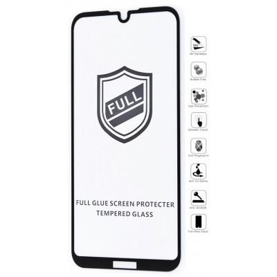 Купить оптом Защитное стекло iPaky Huawei Y5 2019 black опт