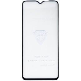 защитное стекло Full Glue Xiaomi Mi 8/Mi 8 Pro black тех упаковка