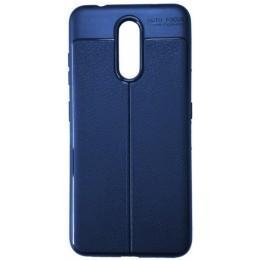 Силикон Auto Focus кожа Nokia 3.2 blue