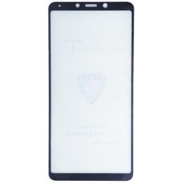 защитное стекло Full Glue Xiaomi Mi A1/Mi 5X black тех упаковка