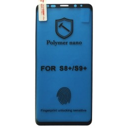 Защитная пленка POLYMER NANO 3D Samsung S8 Plus  Retail Box