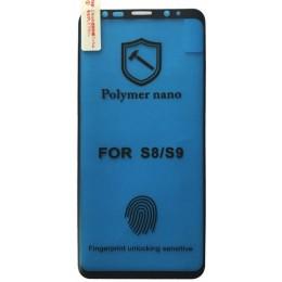 Защитная пленка POLYMER NANO 3D Samsung S9 Retail Box
