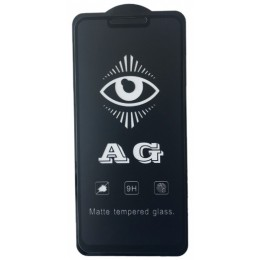 защитное стекло AG for Huawei Mate 20 Lite matte black тех упак.