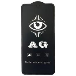 защитное стекло AG for Huawei P30 Lite matte black тех упак.