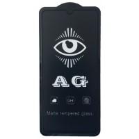 защитное стекло AG for Huawei P30 matte black тех упак.
