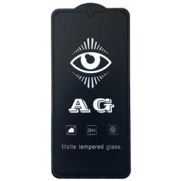 защитное стекло AG for Xiaomi Mi 9 Lite matte black тех упак.
