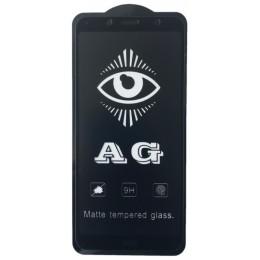 защитное стекло AG for Xiaomi Redmi 7A matte black тех упак.
