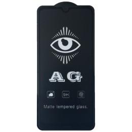 защитное стекло AG for Xiaomi Redmi Note 8T matte black тех упак.