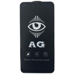 защитное стекло AG for Xiaomi Redmi Note 9 matte black тех упак.
