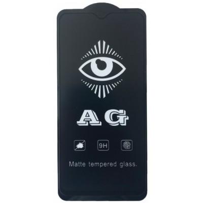 Купить оптом защитное стекло AG for OPPO A5S matte black тех упак. опт