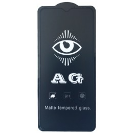 защитное стекло AG for OPPO A9 2020 matte black тех упак.