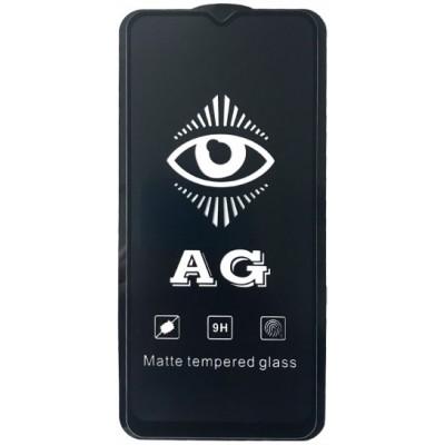 Купить оптом защитное стекло AG for Realme 5 matte black тех упак. опт