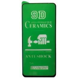 Защитное стекло CERAMIC Huawei Honor 20/ 20 Pro Black тех упаковка