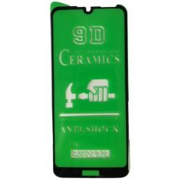 Защитное стекло CERAMIC Huawei Honor 8A Black тех упаковка