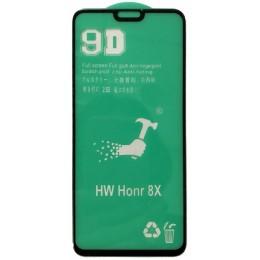Защитное стекло CERAMIC Huawei Honor 8X/Y8S/Y9 2019/Y9 Pro 2019 Black тех упаковка