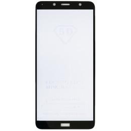 защитное стекло Full Glue Xiaomi Redmi S2 black тех упаковка