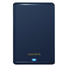 PHD External 2.5'' ADATA USB 3.2 Gen. 1 DashDrive Classic HV620S 2TB Slim Blue