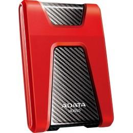 PHD External 2.5'' ADATA USB 3.2 Gen. 1 DashDrive Durable HD650 1TB Red