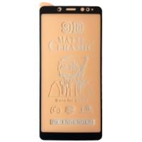 Защитное стекло Ceramic MATTE Xiaomi Redmi Note 5 PRO Black тех упаковка