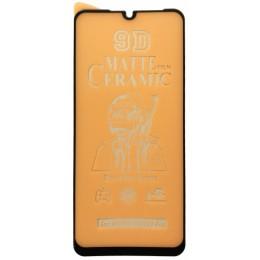 Защитное стекло Ceramic MATTE Xiaomi Redmi Note 7 Black тех упаковка