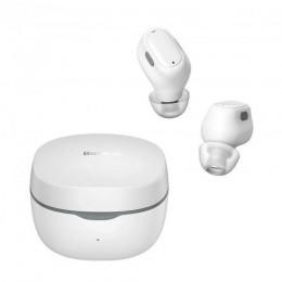 Наушники Baseus Encok True Wireless Earphones WM01 White