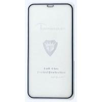 защитное стекло Full Glue iPhone 12 Pro Max (6.7 ) black тех упаковка