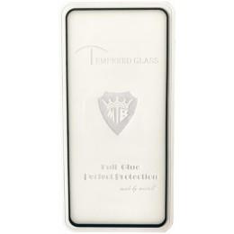 защитное стекло Full Glue Vivo X50 black тех упаковка