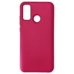 GRAND Full Silicone Cover for Huawei P Smart 2020 hot pink
