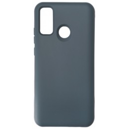 GRAND Full Silicone Cover for Huawei P Smart 2020 lavander
