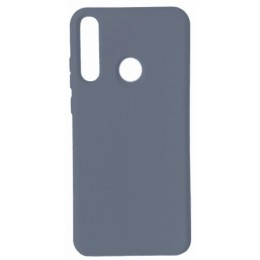 GRAND Full Silicone Cover for Huawei P40 Lite e / Y7p lavander