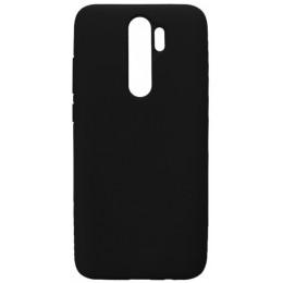 GRAND Full Silicone Cover for Xiaomi Mi 9 Lite black