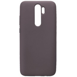 GRAND Full Silicone Cover for Xiaomi Redmi 8 lavander