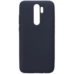 GRAND Full Silicone Cover for Xiaomi Redmi 8 navy blue