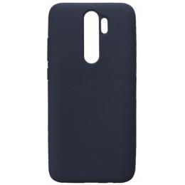 GRAND Full Silicone Cover for Xiaomi Redmi 8A navy blue