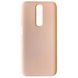 GRAND Full Silicone Cover for Xiaomi Redmi K30 pink sand