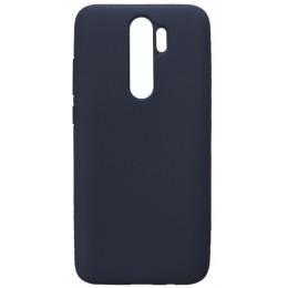 GRAND Full Silicone Cover for Xiaomi Redmi Note 8 navy blue