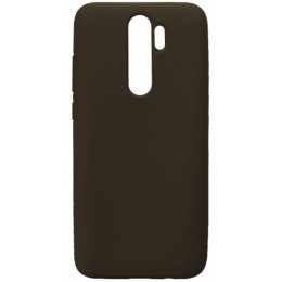 GRAND Full Silicone Cover for Xiaomi Redmi Note 8 olive