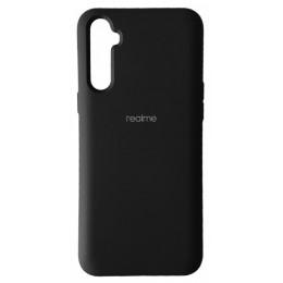 Silicone Case Full for Realme 6 Black