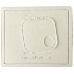 Защитное стекло Camera Huawei P40 Lite clear