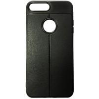 Силикон Auto Focus кожа iPhone 7 Plus/8 Plus black