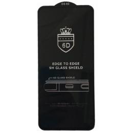 Защитное стекло 6D EDGE TO EDGE for Xiaomi Redmi 7A Black тех упаковка