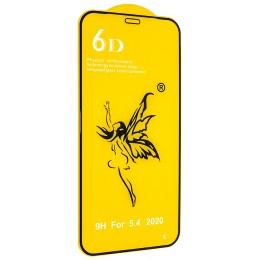 Защитное стекло 6D PREMIUM for iPhone 12 mini (5,4