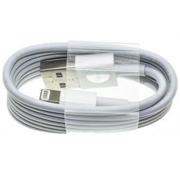 Кабель USB IPHONE 6 LIGHTNING 1M тех.упаковка