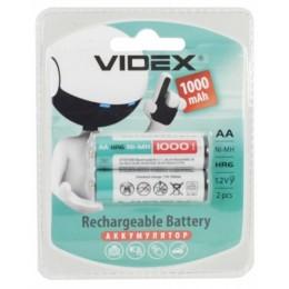 Аккумулятор VIDEX R03 1000mAh (предзаряд) BLI 2 цена за 2 шт.