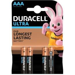 Батарейки DURACELL LR03 MN2400 ULTRA 1x4 цена за 1 батарейку