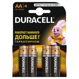Батарейки DURACELL LR06 MN1500 1x4 цена за 1 батарейку