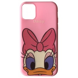 Чехол JOY for iPhone 7/8 DASY DUCK 1 Pink