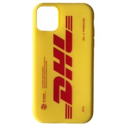 Чехол JOY for iPhone 7/8 DHL Yellow